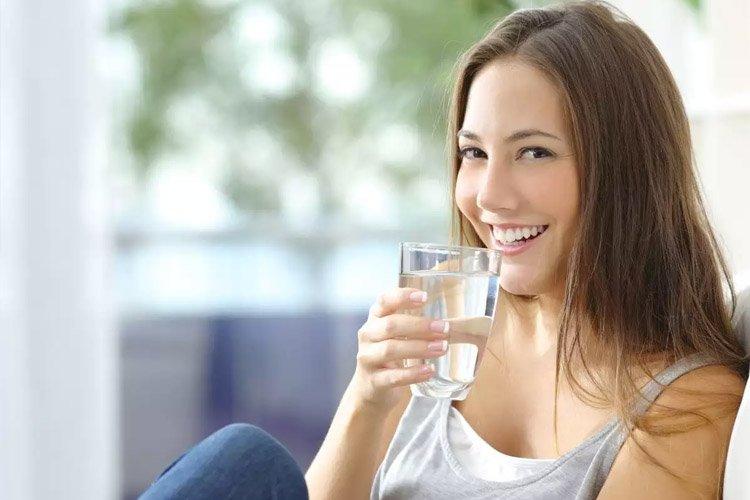 El cuerpo necesita agua