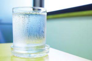 agua en el aire condensación