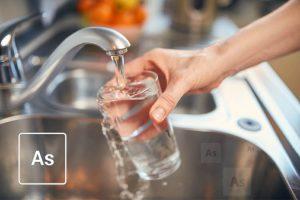 arsenico en el agua solucion
