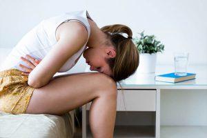 enfermedades por bacterias en el agua, dolor de estómago