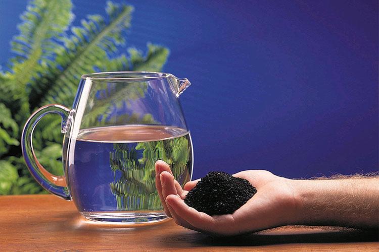 filtro de agua de carbón activado BIOPURE 3D™
